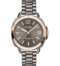 Coach Tatum Two Tone Steel Watch