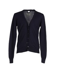 Fred Mello Knitwear Cardigans Men Blue