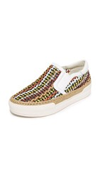 Ash Cali Platform Slip On Sneakers Multi