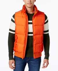 Tommy Hilfiger Big And Tall Men's Puffer Vest Midnight