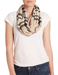 Lord And Taylor Looped Scarf Camel