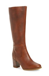 Timberland Women's 'Atlantic Heights' Knee High Boot Medium Brown Leather