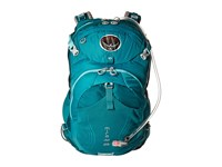 Osprey Mira Ag 26 Bondi Blue Backpack Bags Multi