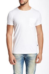 Shine Wash Out Tee White