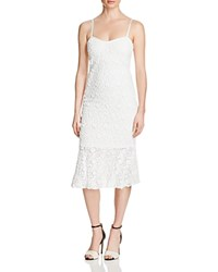 French Connection Havana Lace Dress Summer White