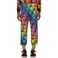 Gucci Multicolor All Over Panther Lounge Pants
