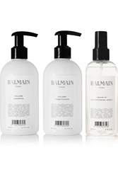 Balmain Paris Hair Couture Volumizing Care Set