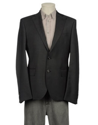 Master Coat Blazers Steel Grey