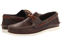 Tommy Hilfiger Bowman Coffee Men's Shoes Brown