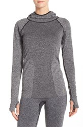 Women's New Balance 'Premium Made For Movement' Seamless Hoodie