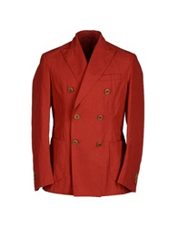 Montedoro Blazers Brick Red