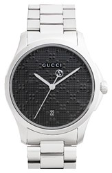 Gucci Men's Bracelet Watch 40Mm