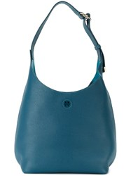Tory Burch 'Perry Hobo' Shoulder Bag Green