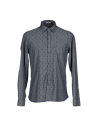 Officina 36 Shirts Shirts Men Grey