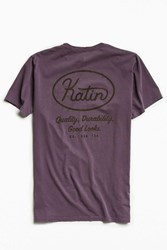 Katin Union Tee Purple