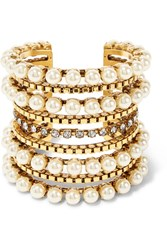 Erickson Beamon Awaken Gold Plated
