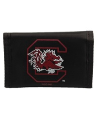 Rico Industries South Carolina Gamecocks Nylon Wallet Team Color