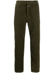Closed Corduroy Cropped Trousers 60