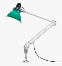 Anglepoise Type 1228 With Desk Insert Light