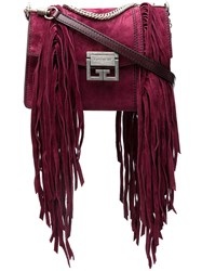 Givenchy Small Gv3 Bag Red