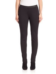 Eileen Fisher Ankle Length Leggings Black