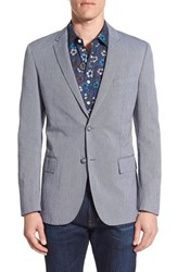 Men's Rodd And Gunn 'Hilldale' Cotton And Linen Sport Coat