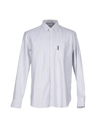 Faconnable Shirts Shirts Men White