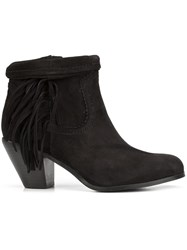 Sam Edelman 'Louie' Boots Black