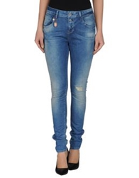Only Denim Pants Blue