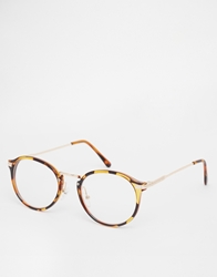 Jeepers Peepers Tort Round Glasses
