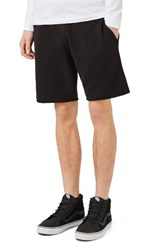 Topman Men's Cutoff Jersey Shorts
