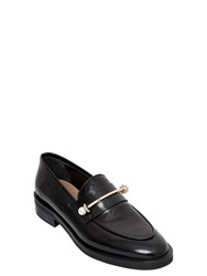 Coliac 20Mm Beppe Piercing Leather Loafers