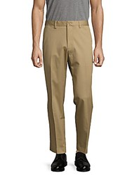 Ralph Lauren Blue Label Slim Fit Four Pocket Pants Boating Khaki
