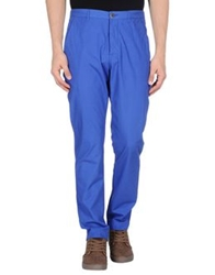 Msgm Casual Pants Blue