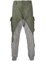 Paul And Shark 50 50 Cargo Trousers 60