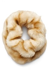 Women's Dena Faux Fur Collar