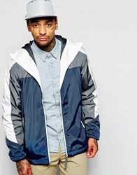 Supreme Being Supremebeing Lightweight Jacket Navy