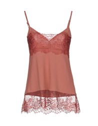Hotel Particulier Tops Pastel Pink