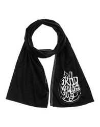 Dkny Oblong Scarves Black