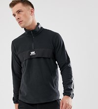 Helly Hansen Flag Half Zip Fleece Black