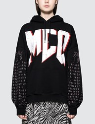 Mcq By Alexander Mcqueen Superslouchy Hoodie