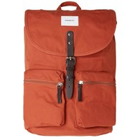 Sandqvist Roald Backpack Orange