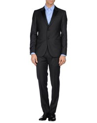 Moschino Suits And Jackets Suits Men Black