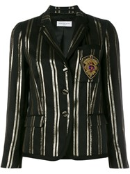 Dries Van Noten Beryl Blazer Black
