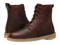Clarks Desert Mali Boot Bronze Brown Leather Men's Lace Up Boots