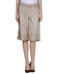 Cnc Costume National C'n'c' Costume National Bermudas Khaki