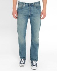Levi's Light Blue 501 Nelson Jeans