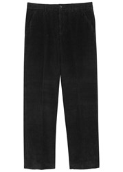 Our Legacy Chino 22 Black Corduroy Trousers
