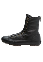 Converse Chuck Taylor All Star Laceup Boots Black