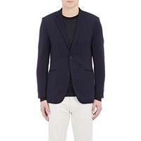 Theory Two Button Rodolf Sportcoat Navy
